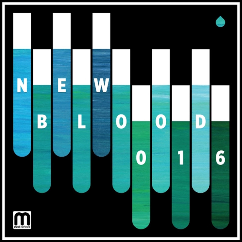 Various Artists - New Blood 2016 / Med School Records