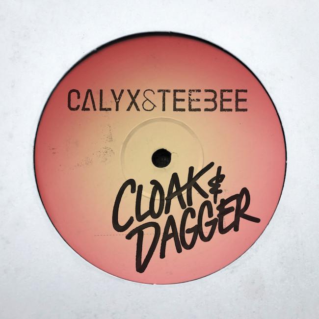 Plates Calyx & Teebee - Cloak & Dagger/TheVault 02 - Raiser