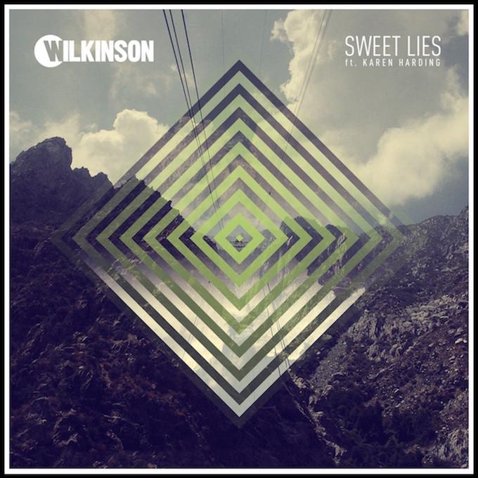 RAM Records Wilkinson - Sweet Lies Feat. Karen Harding