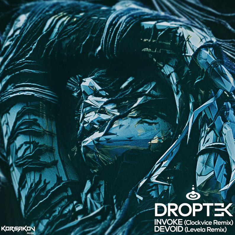 Korsakov MusicDroptek - Invoke (Clockvice Remix) / Droptek - Devoid (Levela Remix)