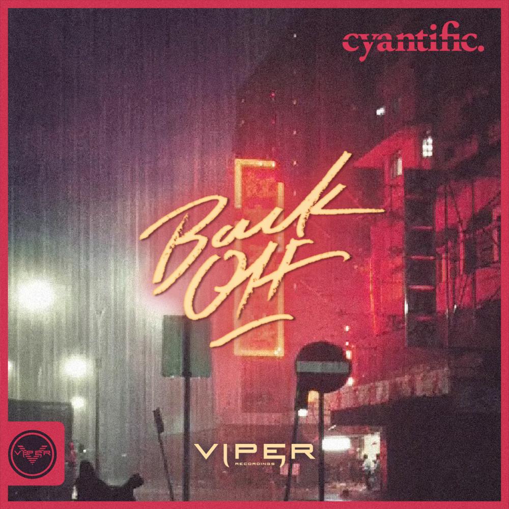 Cyantific 'Back Off'