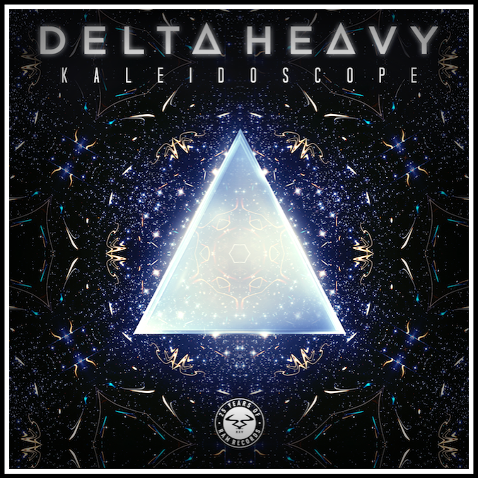Delta Heavy - Kaleidoscope                 // Ram Records 🇬🇧
