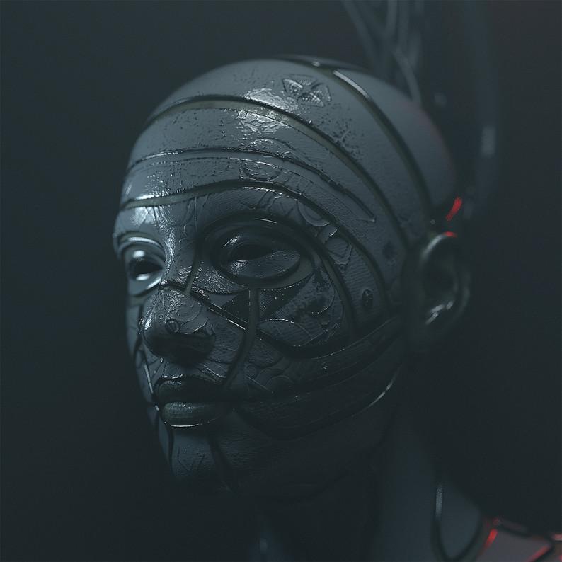 YUKU Malsum — Artificial Evolution EP (feat. Hybris)
