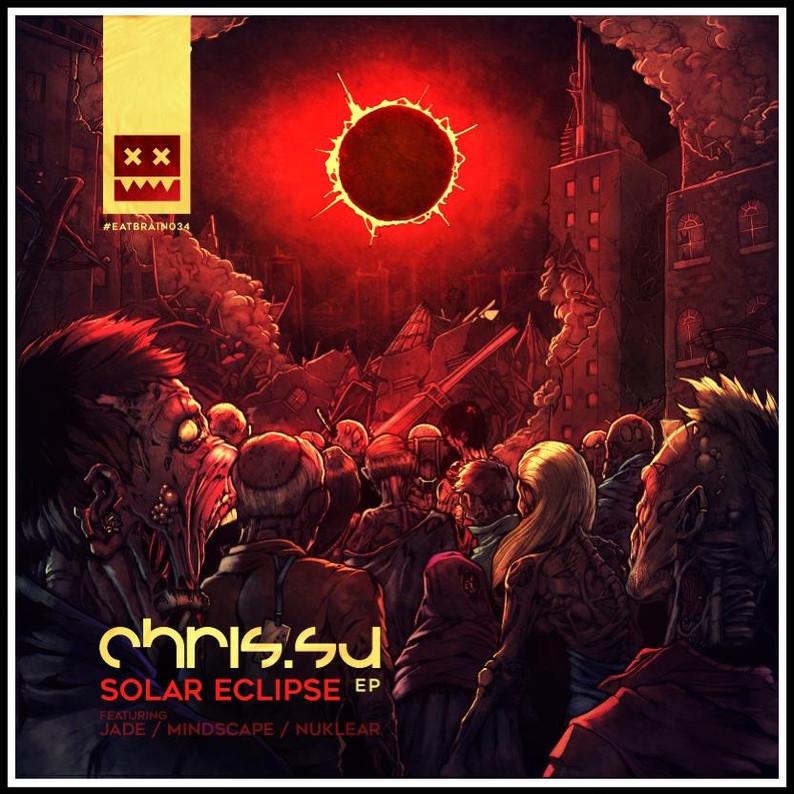 Eatbrain / Chris.SU - Solar Eclipse