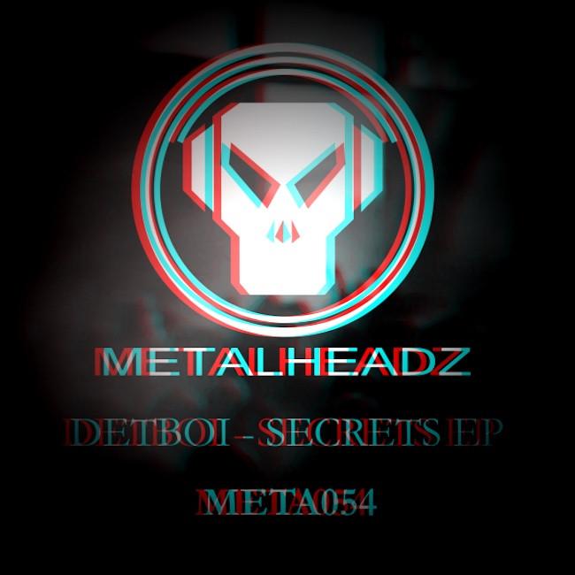 Detboi - Secrets EP ☆ Metalheadz ☆