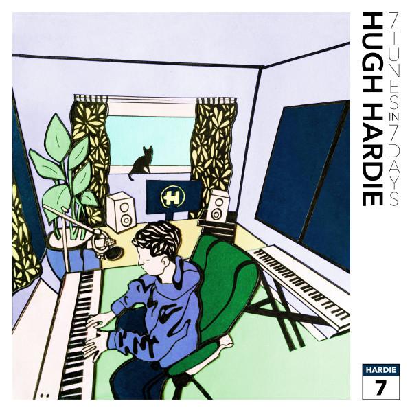 Hugh Hardie 7 Tunes In 7 Days Hospital Records//Grafix - Zephyr (feat. Ruth Royall)