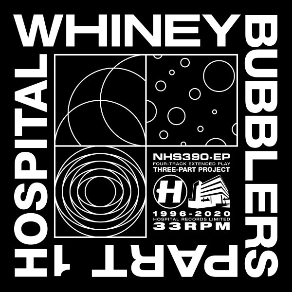 Whiney - Bubblers Part One Hospital Records