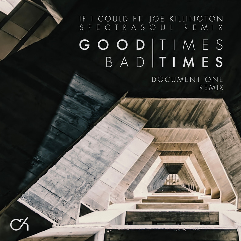 RAM Records Camo & Krooked - Good Times Bad Times (Document One remix) / If I Could (Spectrasoul