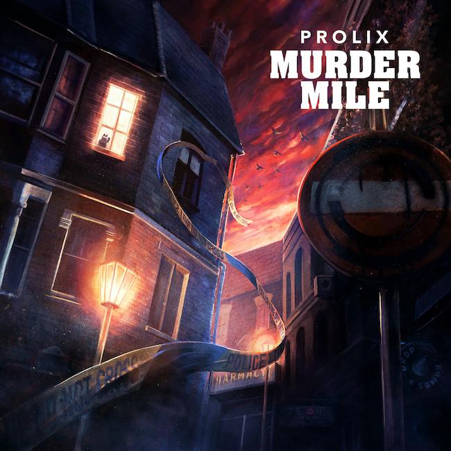 Blackout Prolix - Murder Mile