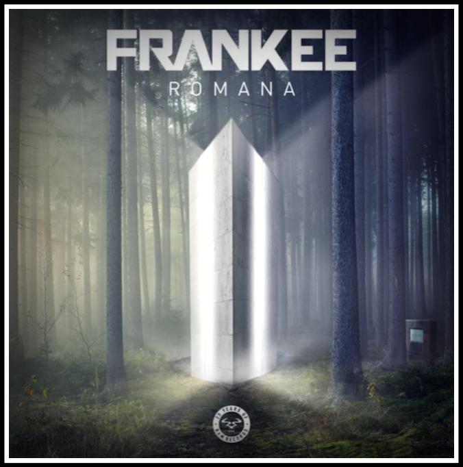 FRANKEE  Romana - Andy C Exclusive        Ram Records     🇬🇧