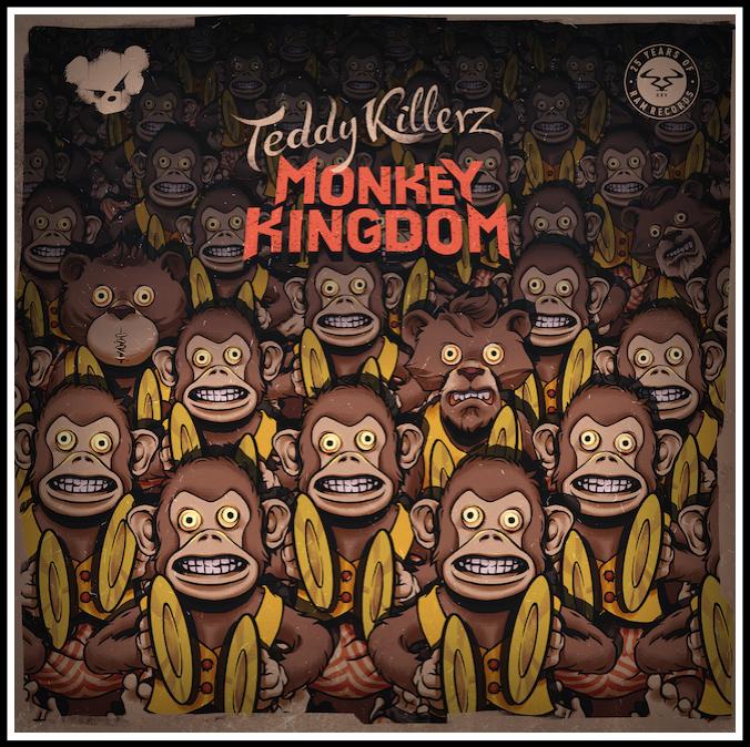 RAM Records Teddy Killerz - Monkey Kingdom