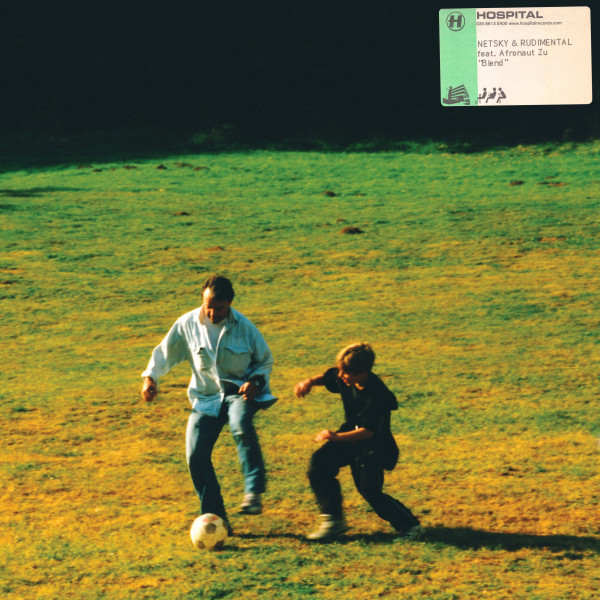 Netsky & Rudimental - Blend (feat. Afronaut Zu)
