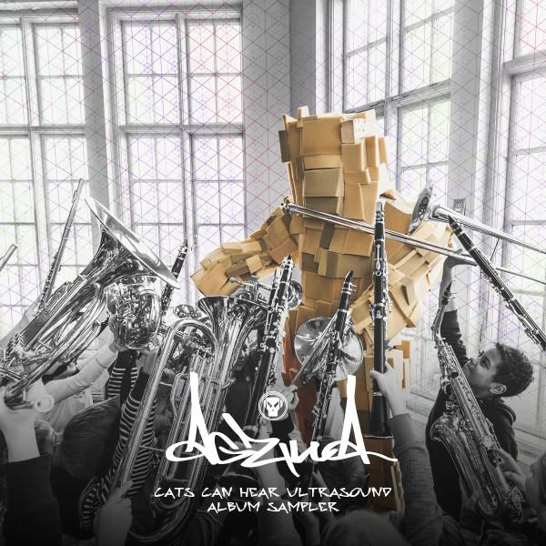 CATS CAN HEAR ULTRASOUND (ALBUM SAMPLER) Agzilla, OneMind, Kid Drama Metalheadz
