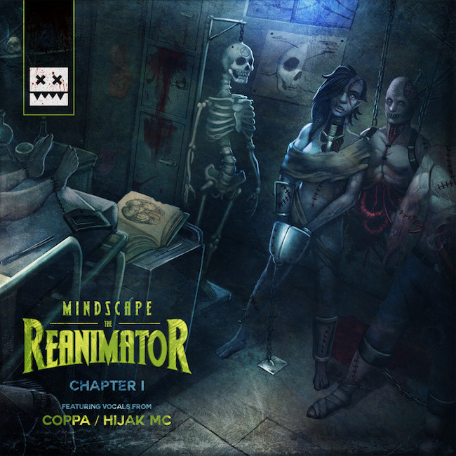 Eatbrain049 / Mindscape - The Reanimator - Chapter 1