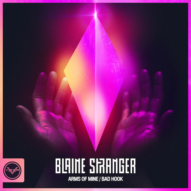 Blaine Stranger - Arms of Mine / Bad Hook / Viper Drum + Bass Annual 2018