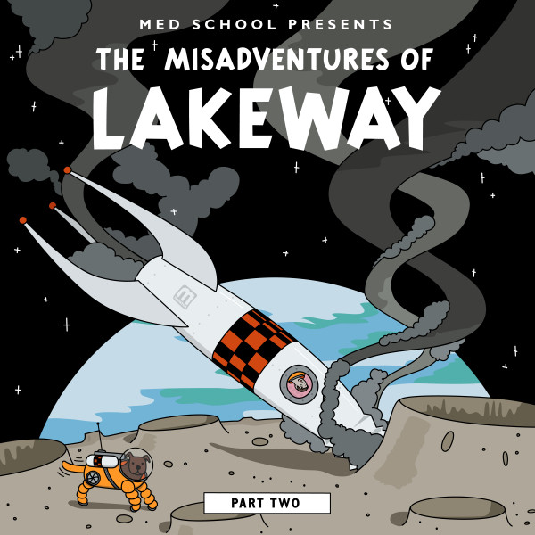 Lakeway The Misadventures of Lakeway Part 2// Royalston Voodoo Love Dance EP Royalston & Pearse-