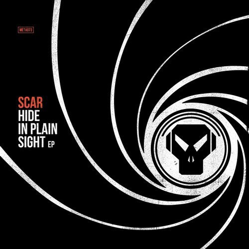 SCAR Hide In Plain Sight EP Metalheadz/SubDub 21st Birthday 25 Years of Metalheadz Beaver Works-Leed