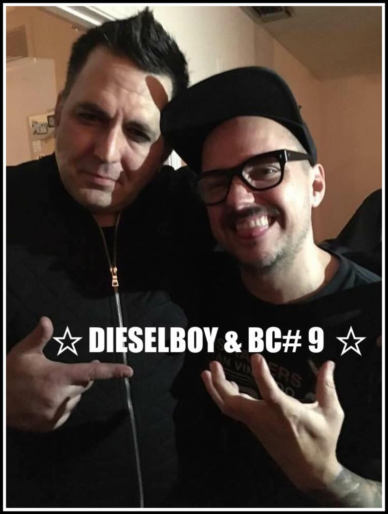 DIESELBOY 🇺🇸 PRESENTS // THE DESTROYER 2 EXTINCTION EVENT!