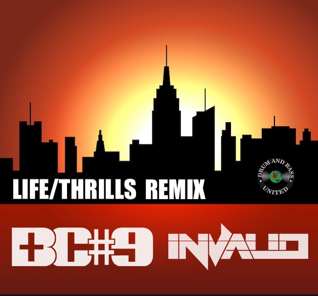 Life/Thrills Remix BC#9 Video and Track Exclusive 2019 Summertime Banger.