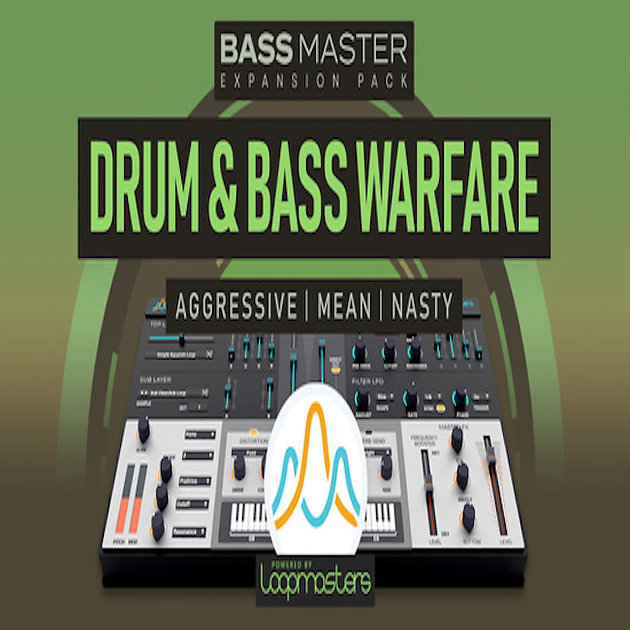 Dedicated to Bass Loopmasters+Plugin Boutique Bass Master