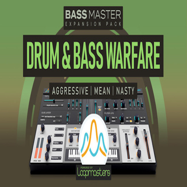 Dedicated to Bass Loopmasters+Plugin Boutique Bass Master VST & Expansion Bundle 🔊 BC#9