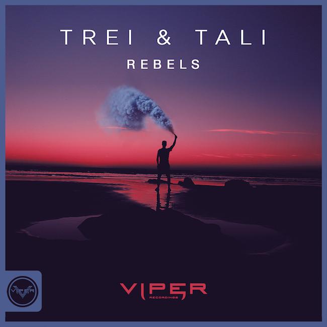 Trei & Tali 'Rebels' // Trei feat. The Upbeats - Tonto (Dub Elements Remix) Viper Recordings