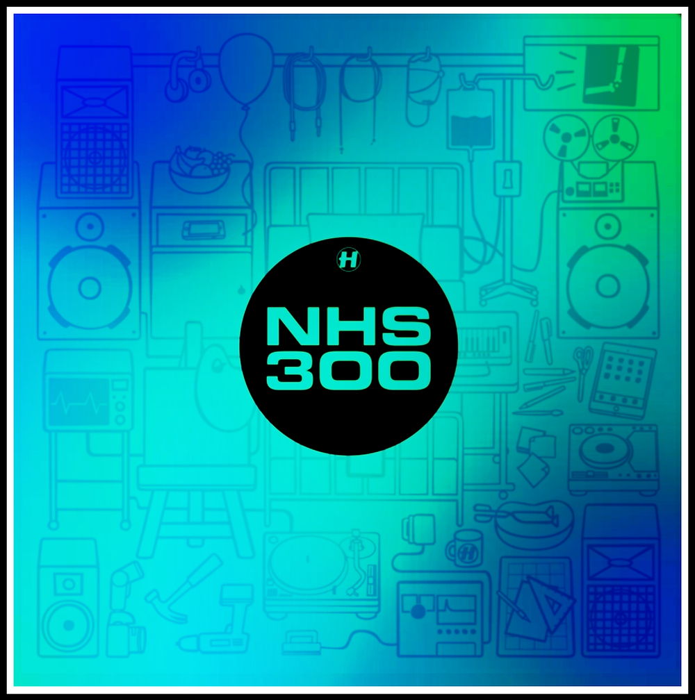 HOSPITAL RECORDS NHS 300