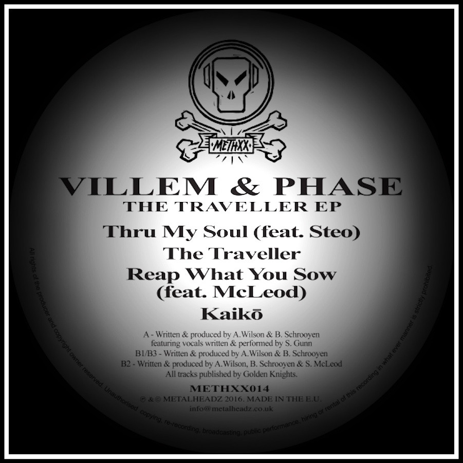 Villem & Phase - 'The Traveller EP'