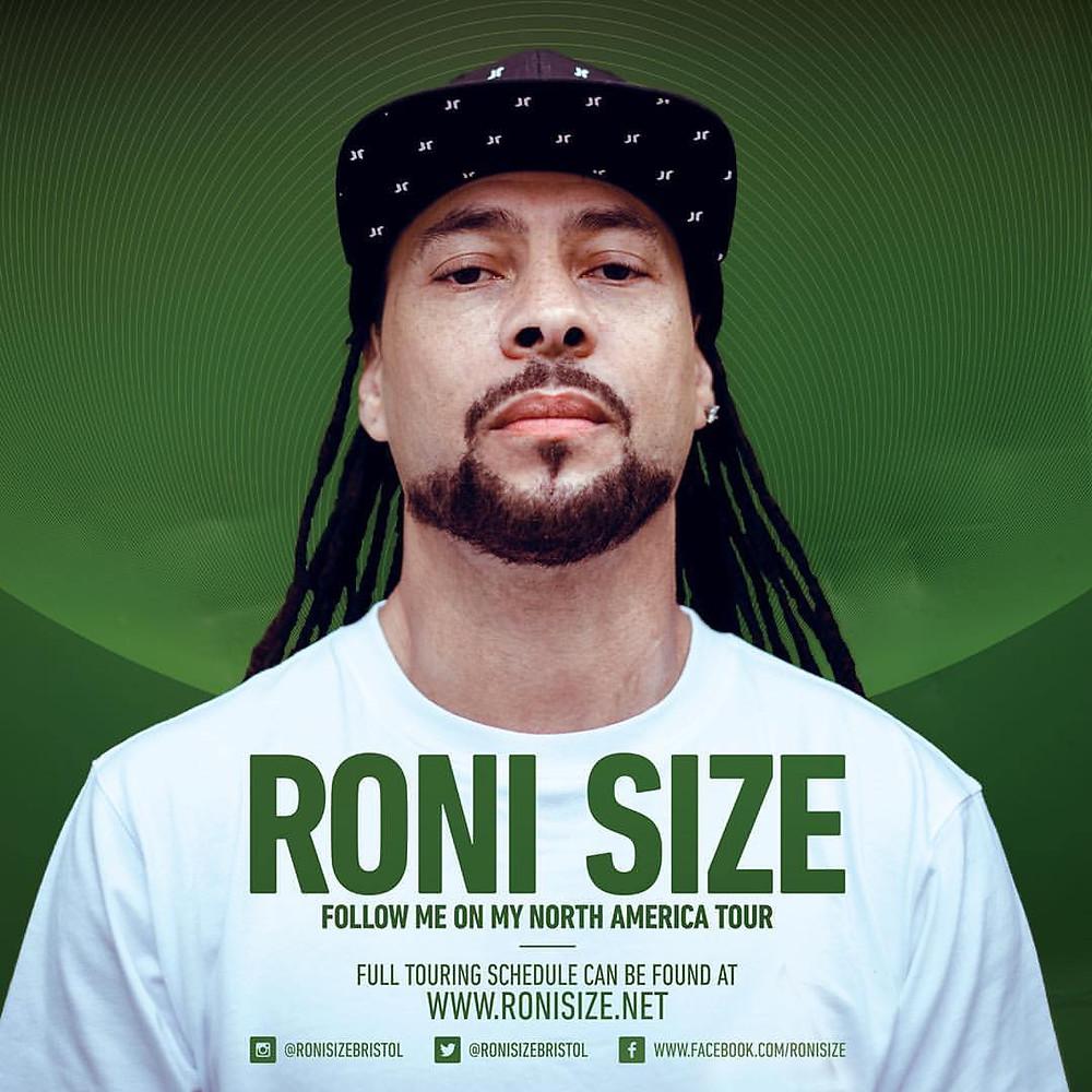 Roni Size North American Tour