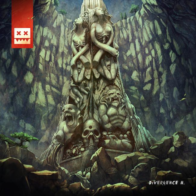 Divergence II LP (Eatbrain)