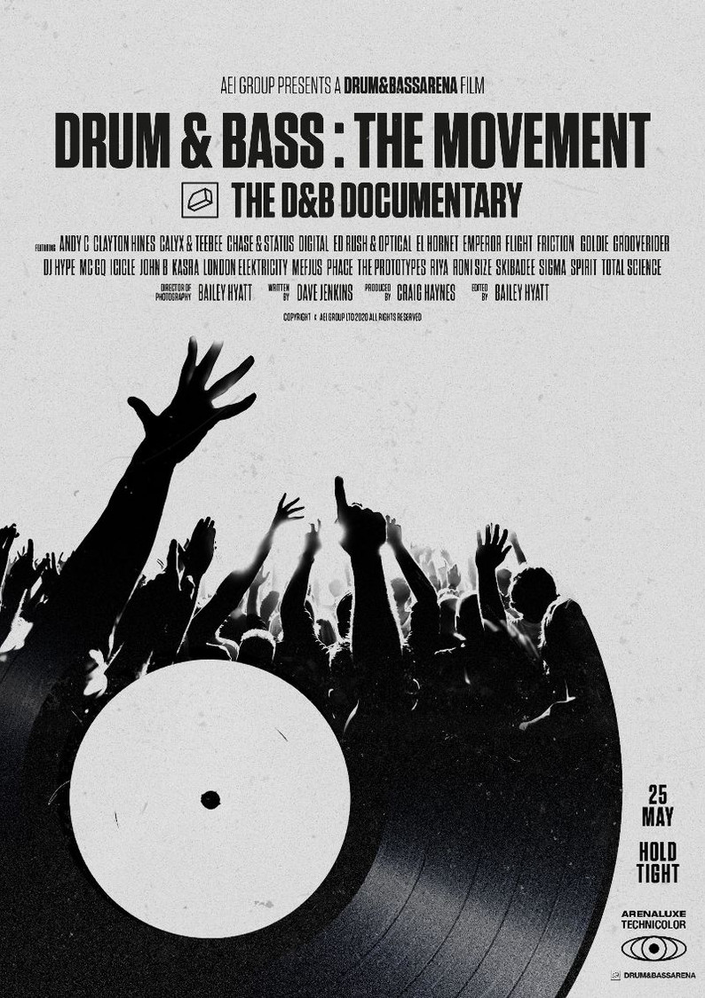 Drum & Bass: The Movement documentary