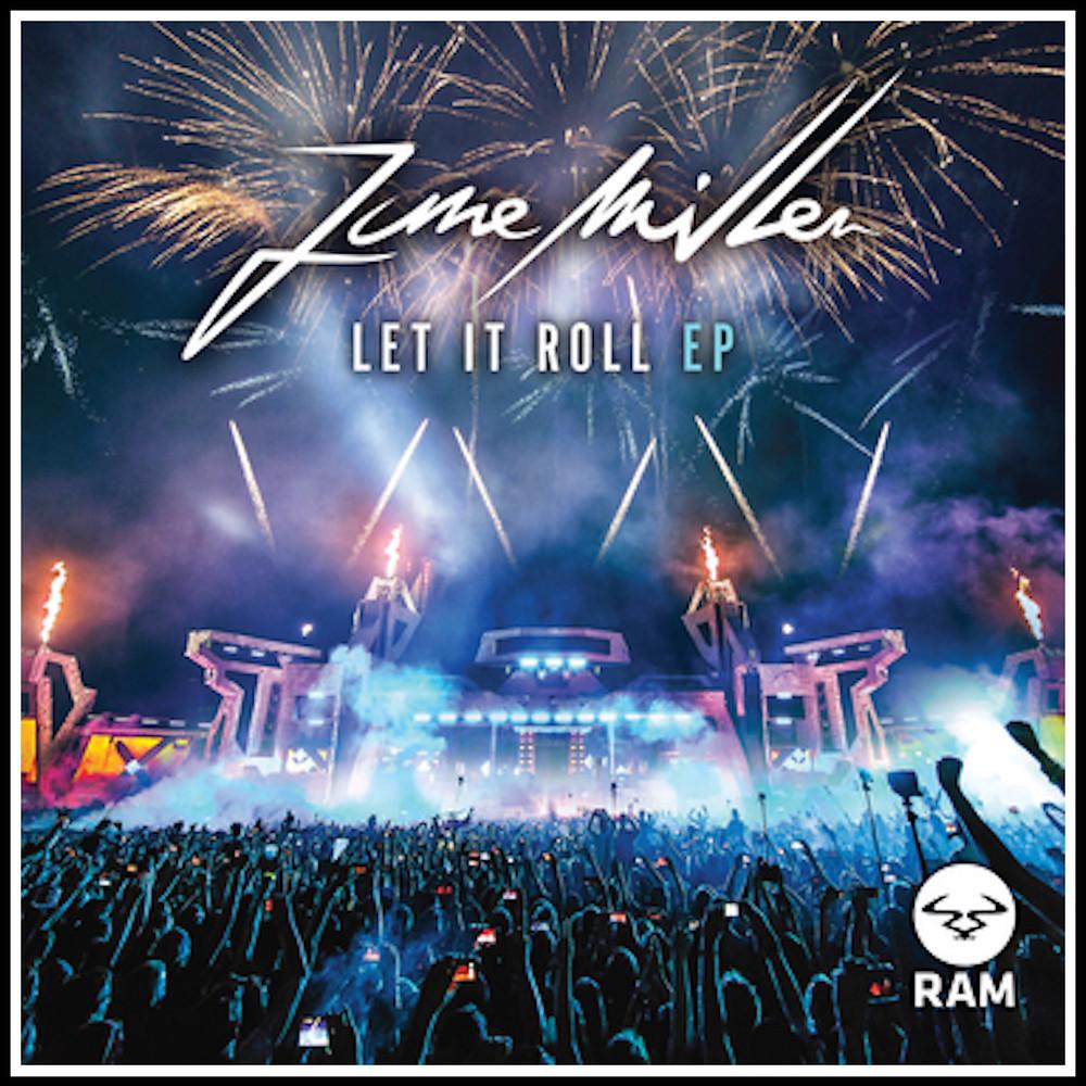 RAM Records June Miller - Let It Roll EP