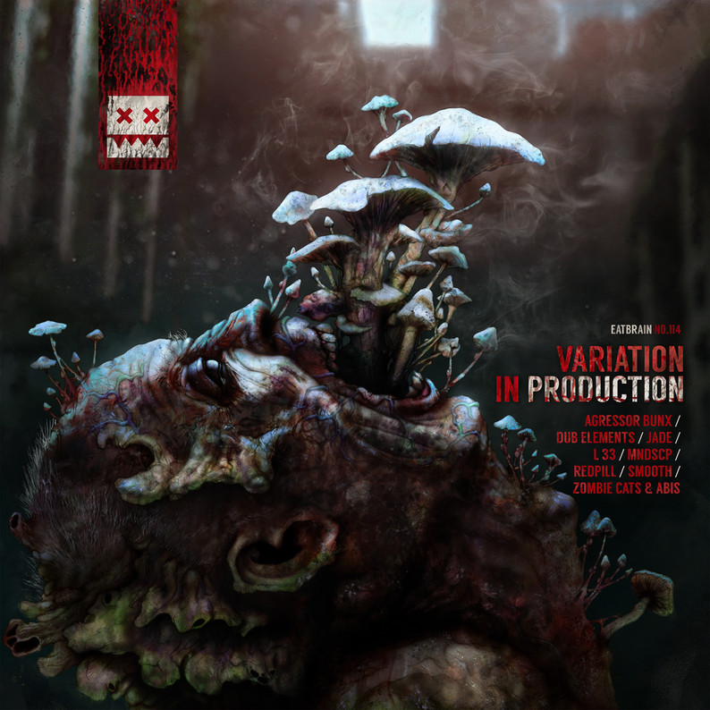 Eatbrain Variation In Production