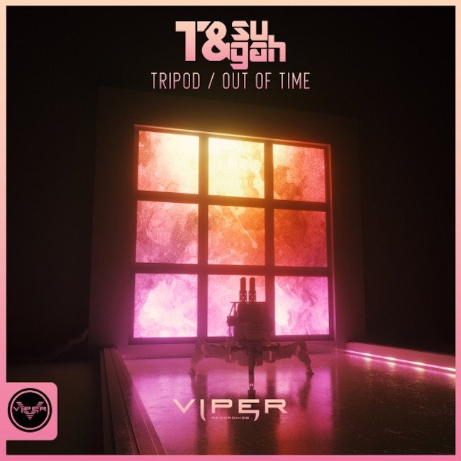 High Tea Music's T & Sugah - Tripod / Out of Time