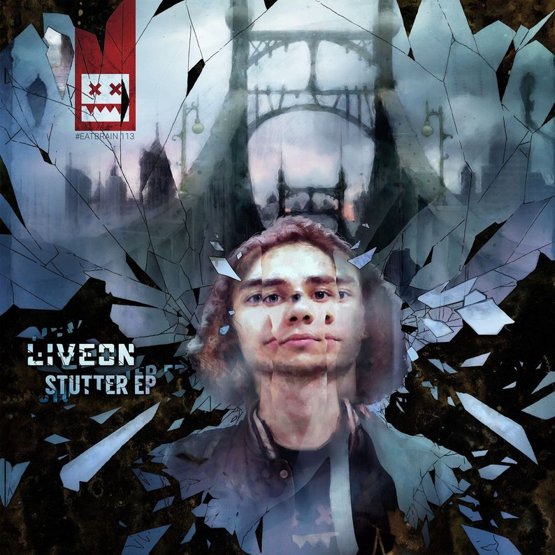 Eatbrain Liveon // Stutter EP