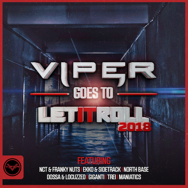 VIPER GOES TO LET IT ROLL 2018