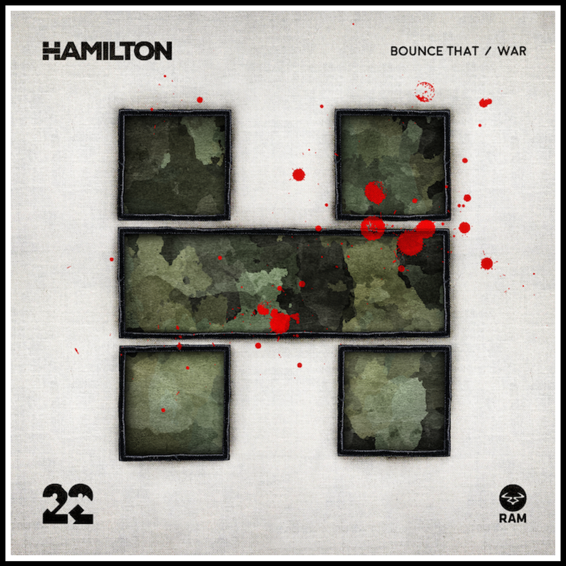 𝐁Ꮯ⚡︎➒ EXCLUSIVE INTERVIEW  WITH RAM RECORDS HAMILTON.            BOUNCE THAT / WAR EP REVIEW
