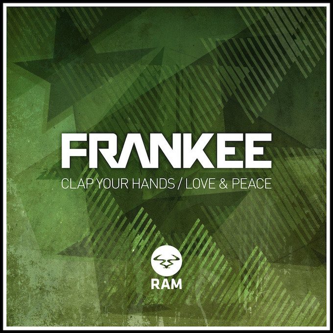 FRANKEE CLAP YOUR HANDS/ LOVE & PEACE EP / RAM RECORDS