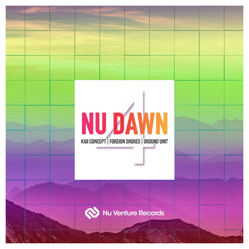 Nu Dawn 4 EP Nu Venture Records