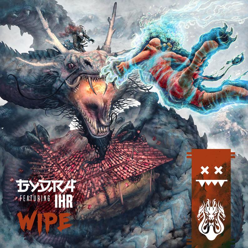 Eatbrain Gydra feat IHR // Wipe