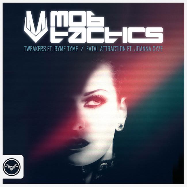 Mob Tactics - Tweakers / Fatal Attraction  Exclusive BBC Radio 1 clip & EATBRAIN Podcast 050 by