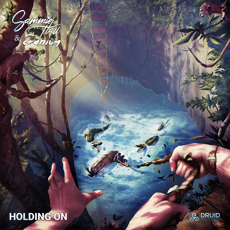Druid RecordsCranium & Sammie Hall // Holding On