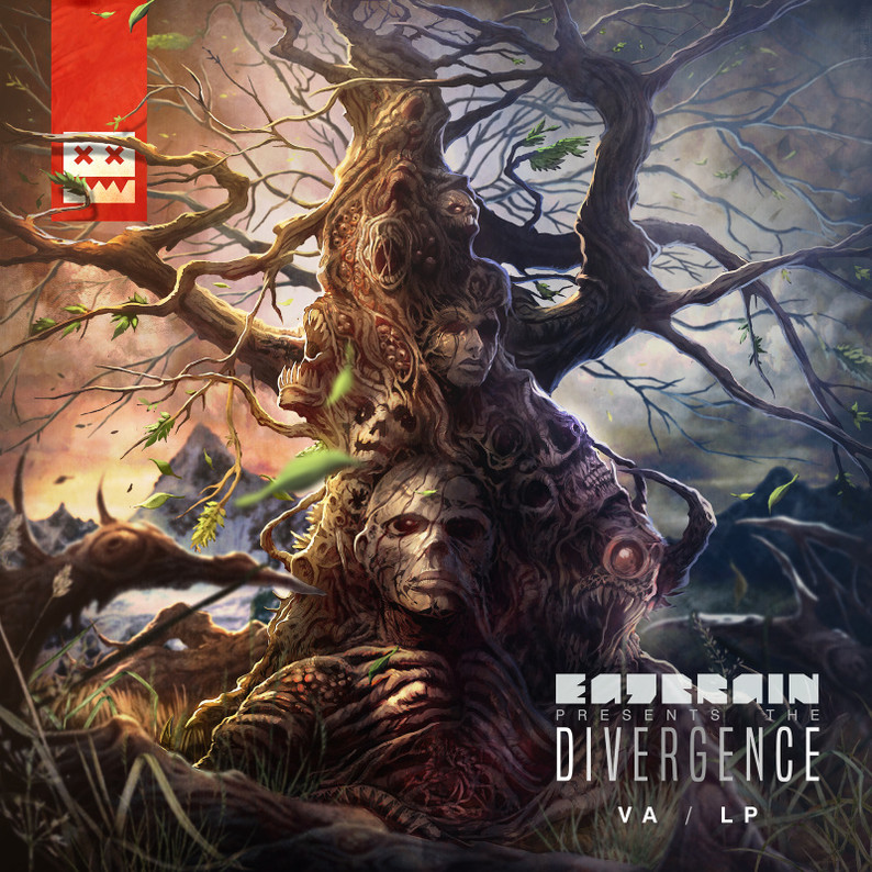 Eatbrain LP // Divergence /  L 33 & Cooh Release // Broken EP // Otherside Records // Integral A