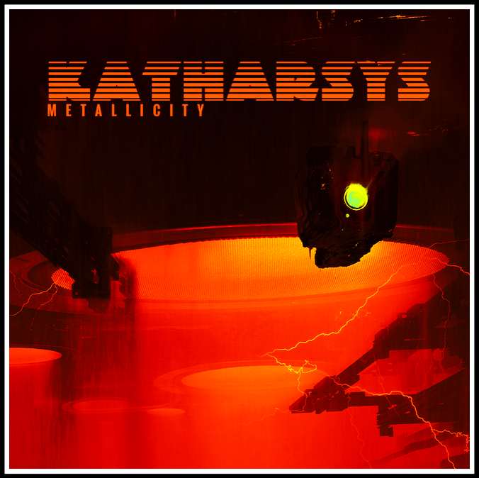 Katharsys Metallicity LP                Otherside Records 🇫🇷  Release date: 29 January 2017
