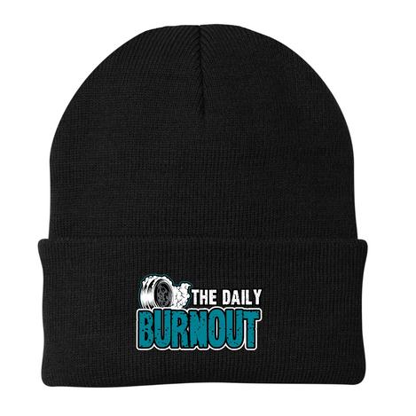 The Daily Burnout Flip Beanie $23.00