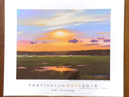 Festival of the Arts 2016 Print