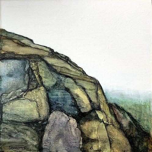 Sodden, Christine Schoettle, Pen & ink, 10 x 10