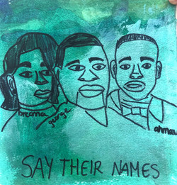 Art of Our Times: Say Their Names