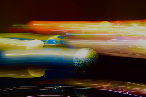 The Speed of Light, Kathleen Dunn, Photography - color photography, 12 x 18