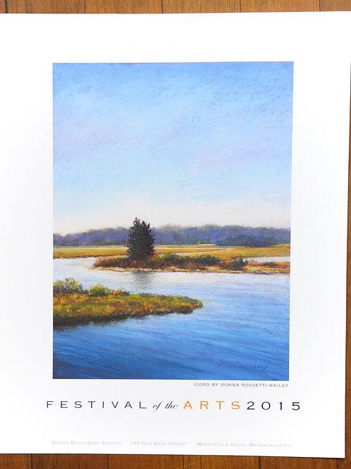 Festival of the Arts 2015 Print